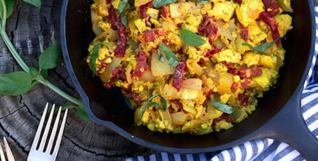 Quick and easy vegan breakfast ideas that are not boring