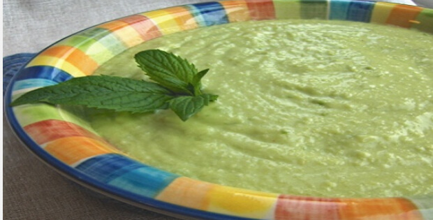 avocado cream soup final