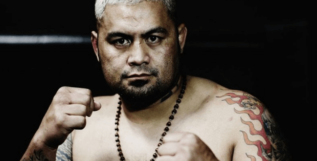 mark hunt goes vegan
