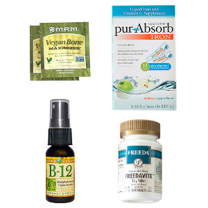 vegan vitamin essentials