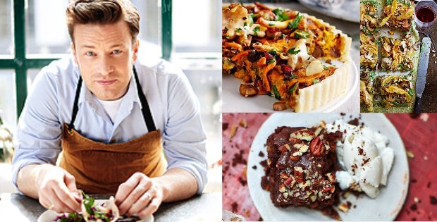 The 8 Tastiest Picks Of Jamie Oliver's Vegan Recipes Meat Eating Guests Will NOT Resist