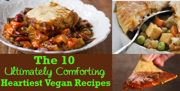 The 10 Ultimately Comforting, Heartiest Vegan Dishes To Warm You This Wintertime