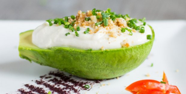 Melt-In-Your-Mouth Creamy Stuffed Avocados