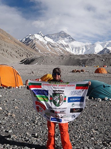 Meet The First Vegan Ever To Climb Mount Everest (And Conquer The 6 Highest Continental Summits In Record Time)