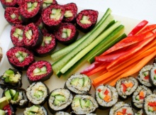 Addictively Mouthwatering Vegan Sushi