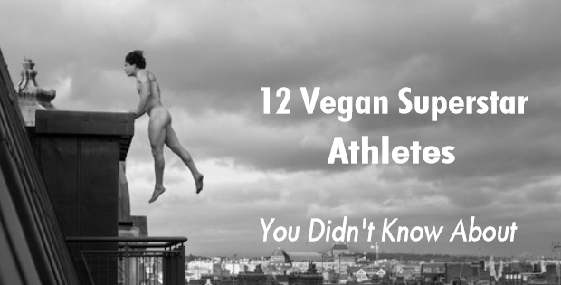 Green Machines: 12 Superstar Athletes You Never Knew Were Vegan