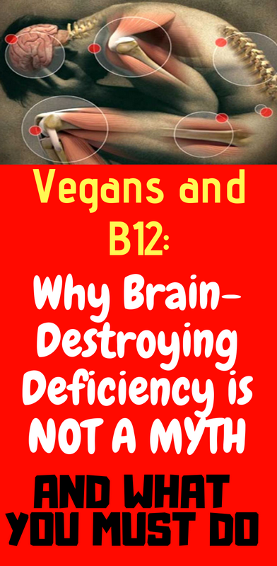 b12 deficiency in vegans