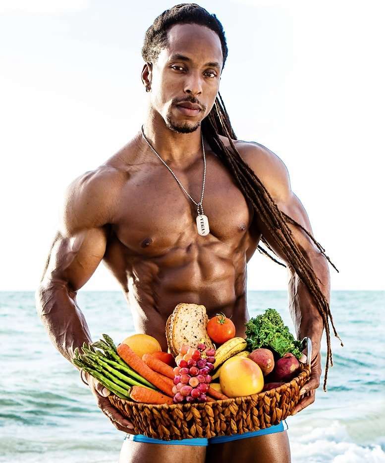 12 Sexiest Vegan Bodybuilders And Their Favorite Meals Destroy All Stereotypes About Getting Lean