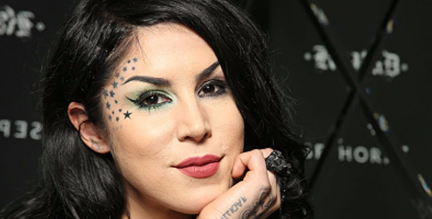 Kat Von D Takes Huge Leap For Veganism And Transforms Her Entire Makeup Line