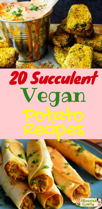 vegan potato recipes