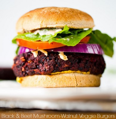 8 Palatable Vegan Burger Recipes That Prove Plants Can Give You All