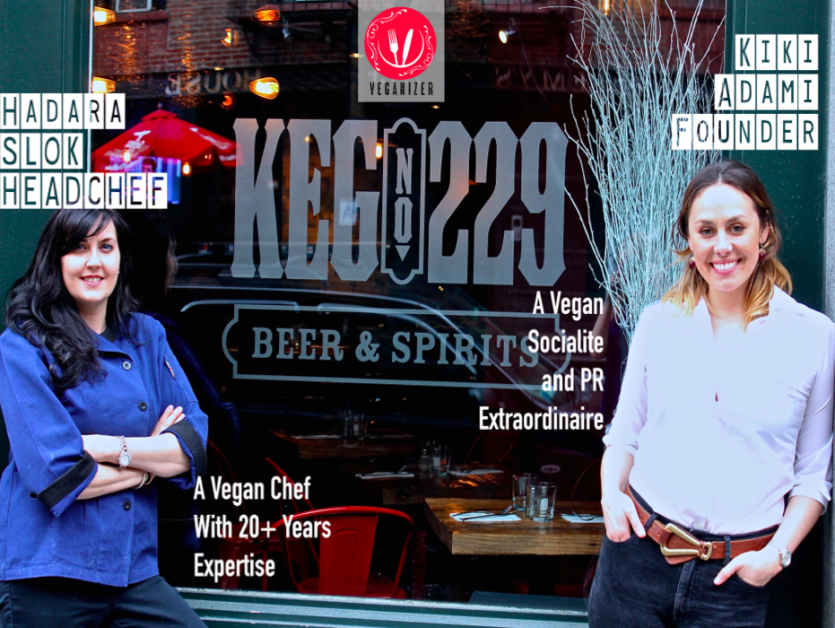 This Woman Is Trying to Get Every NYC Restaurant to Offer VeganFood