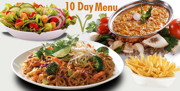 Full Nutritionally Balanced 10-Day Vegan Menu For $5 A Day! How To Eat Well On A Budget