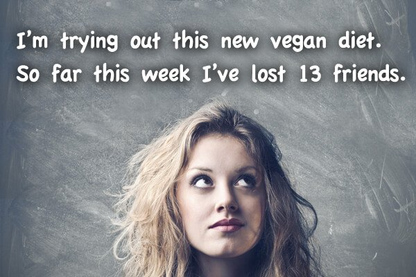 Five Constructive Ways Vegans Can Deal With Stubborn Family And Friends