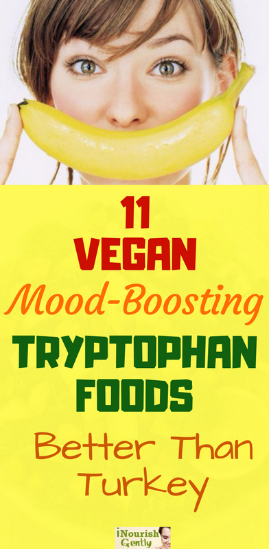 Vegan Mood-Boosting Foods