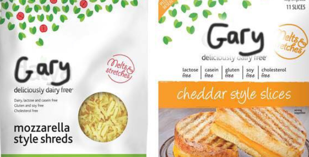 All Vegan Cheese Now Called Gary!