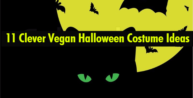 11 Clever & Original Vegan Halloween Costume Ideas With A Message That's Not Too Pushy