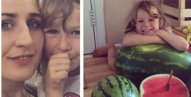 Vegan Mum And 5 Year Old Daughter Only Eat Raw Fruits And Veggies! Here's Their Diet