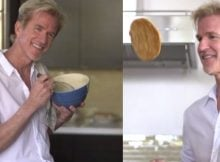 Star Actor And Former Chef Matthew Modine On His Favorite Vegan Dishes