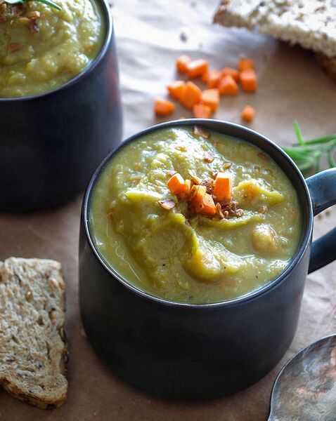 16 Sublime Vegan Soups So Creamy You Won't Believe They're Dairy-Free!