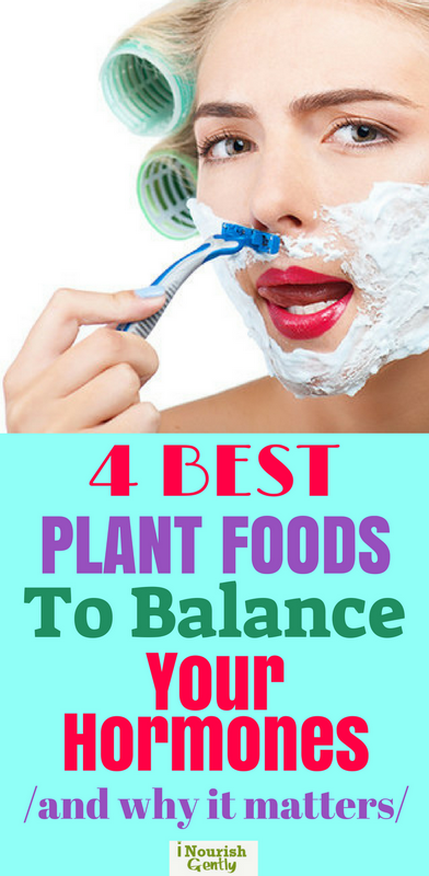 plant foods to balance your hormones