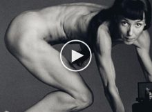 Watch Iconic Ballet Dancer Raise The 'Barre' For Animals`!