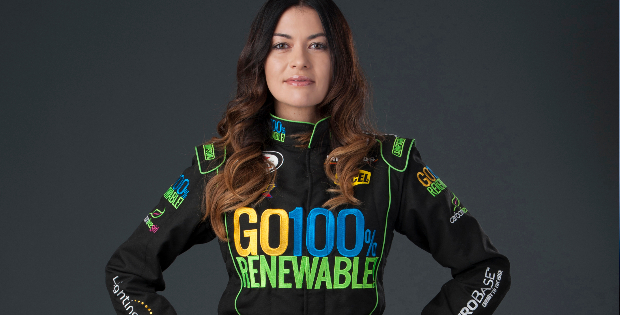 Vegan Race Car Driver Leilani Münter Banned from SeaWorld. Here's Why: