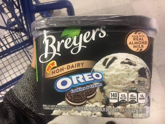 One More Ice Cream Giant Just Released Its First Vegan Flavor!