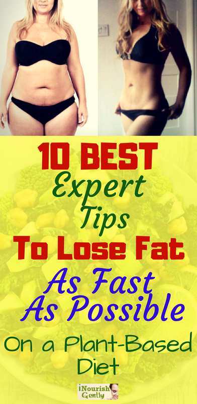lose fat as fast as possible