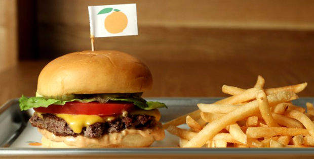 A Vegan Burger Debuts In An American Burger Chain For The First Time Ever!