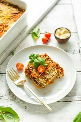 7 Scrumptious Vegan Lasagna Recipes So Rich & Creamy No One Will Miss Meat Or Cheese