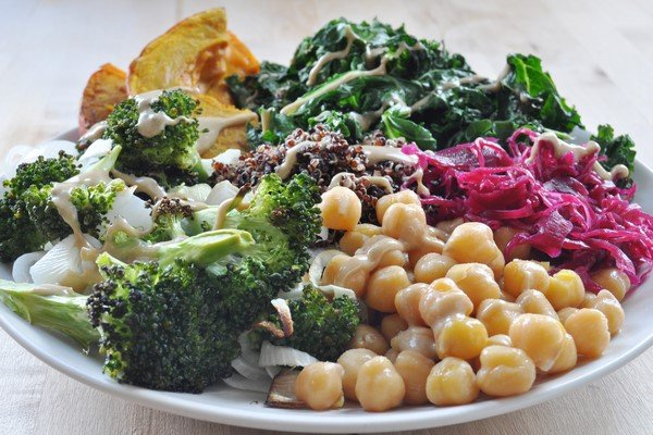 How To Stuff Your Face With Delicious Vegan Food And Still Lose Weight!