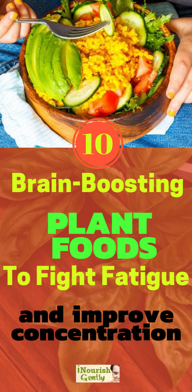brain-boosting plant foods
