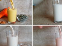 4 Filling & Delicious Seed Milk Recipes: Nut-Free, Soy-Free, Refined Sugar Free