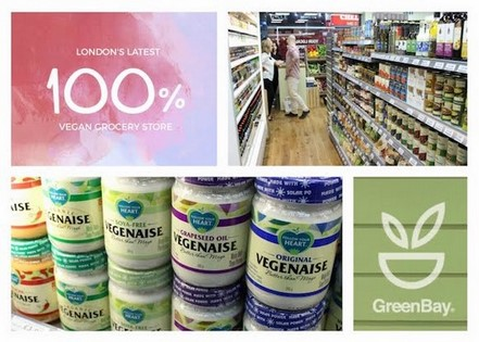 11 All-Vegan Supermarkets Around The World That Make Grocery Shopping A Bliss!