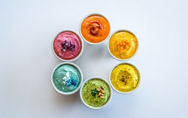 10 Extra Luscious Vegan Dips To Bring To Parties This Summer