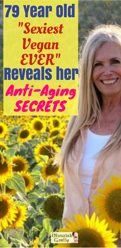 anti aging secrets by sexiest vegan ever