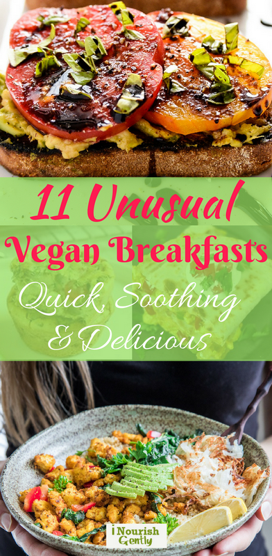 Unusual Vegan Breakfasts