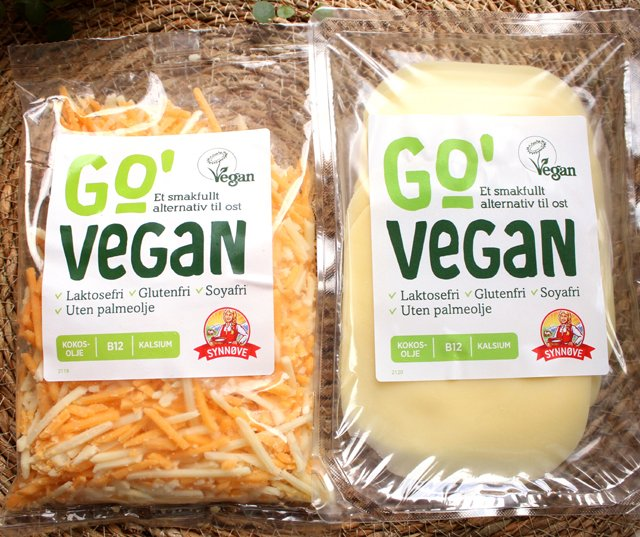 This Dairy Company Made History By Launching Vegan Cheese Called 'Go Vegan'!