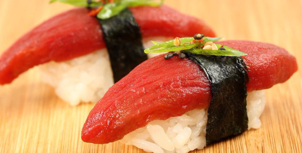 NOW AVAILABLE! The Vegan Tuna Sushi Everyone Went Nuts About