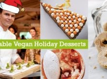 4 Delectable Vegan Holiday Desserts By World-Renowned Vegan Chef Matthew Kenney
