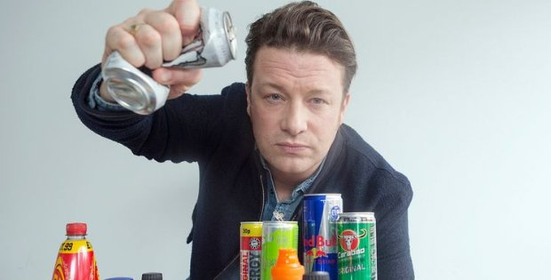 Jamie Oliver Calls For 'Milkshake Tax'