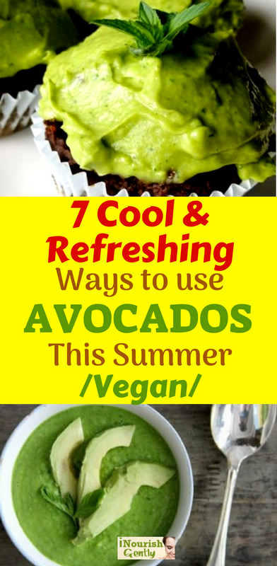 amazing vegan ways to use avocados