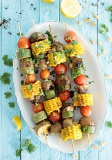 16 Jaw-Dropping Vegan Grilling Recipes To Try This Season