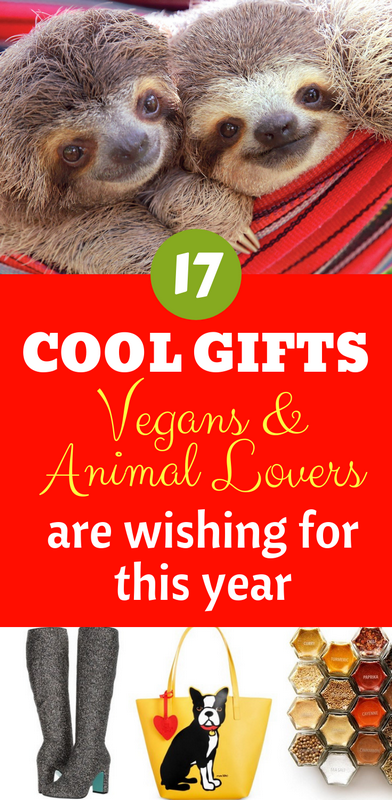 17 Cool Vegan Christmas Gifts (Copy)