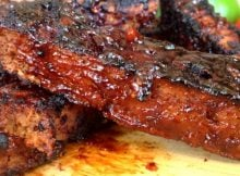 vegan ribs recipe