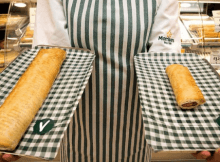 morrisons vegan sausage roll feature