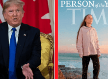Donald Trump, 73, Tells Greta Thunberg, 16, To 'Chill' And 'Work On Her Anger Management Problem'