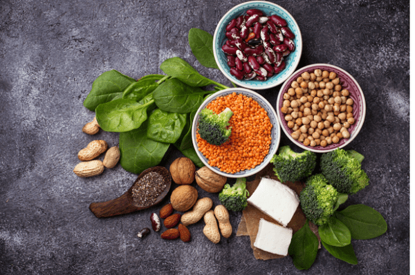 get ripped on a vegan diet