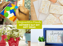 eco-friendly mother's day gift ideas diy feature